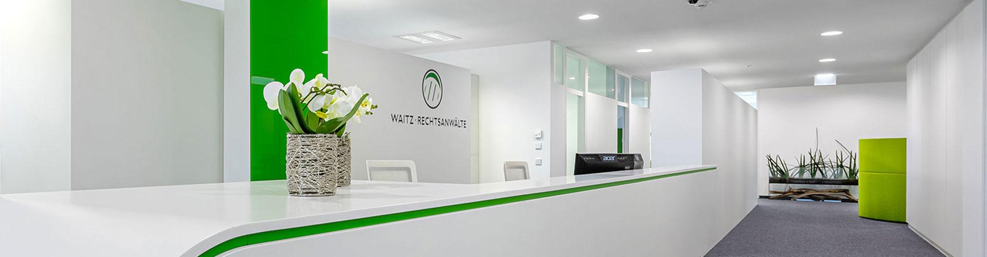 Banner 2 Waitz Rechtsanwälte • Rechtsanwalt Linz - Ihre Alternative im Wirtschafts- und Steuerrecht.
